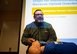 Narcan Training :: January 7, 2019