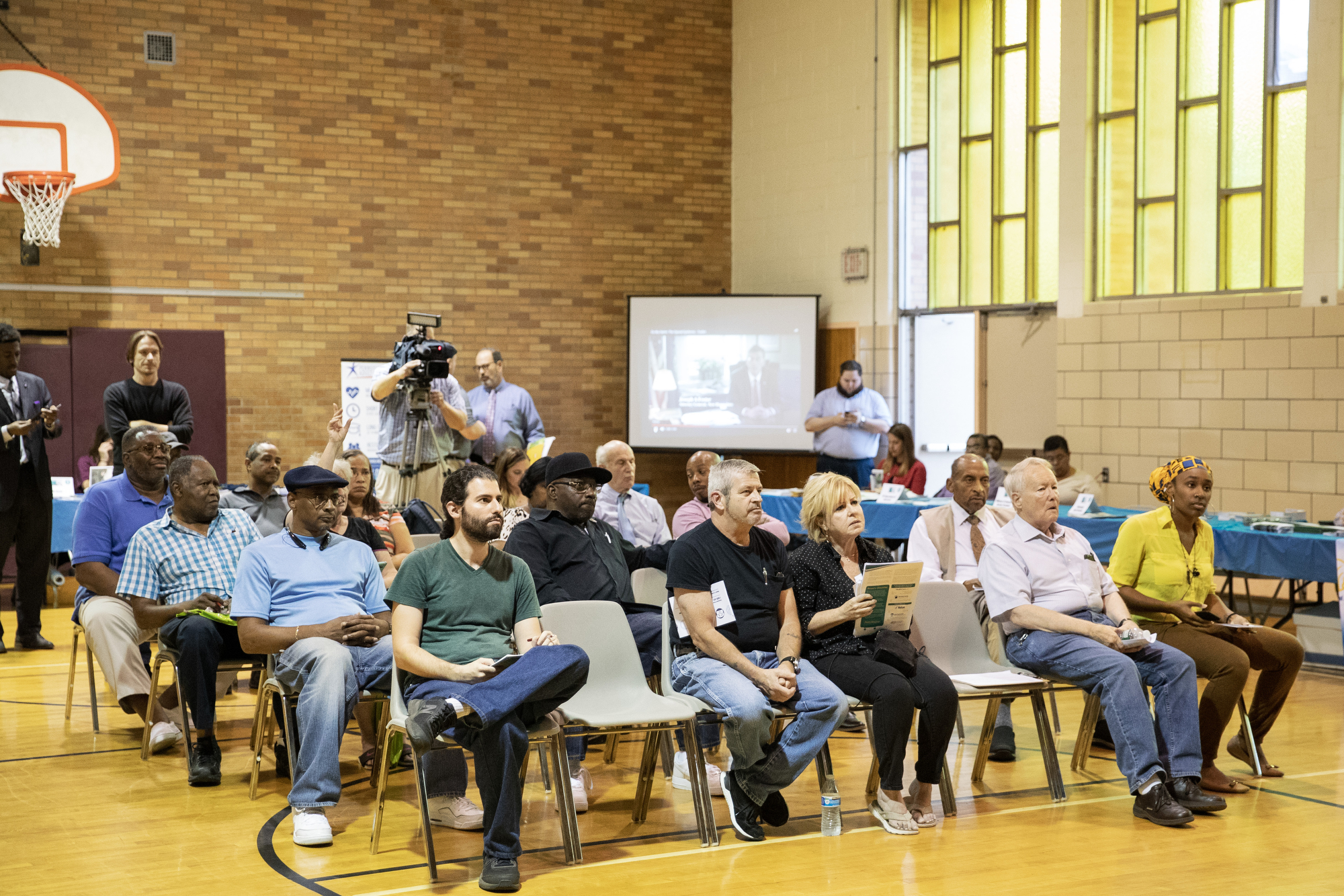 September 20, 2018: Senator Art Haywood Hosts an Open House on Addiction.
