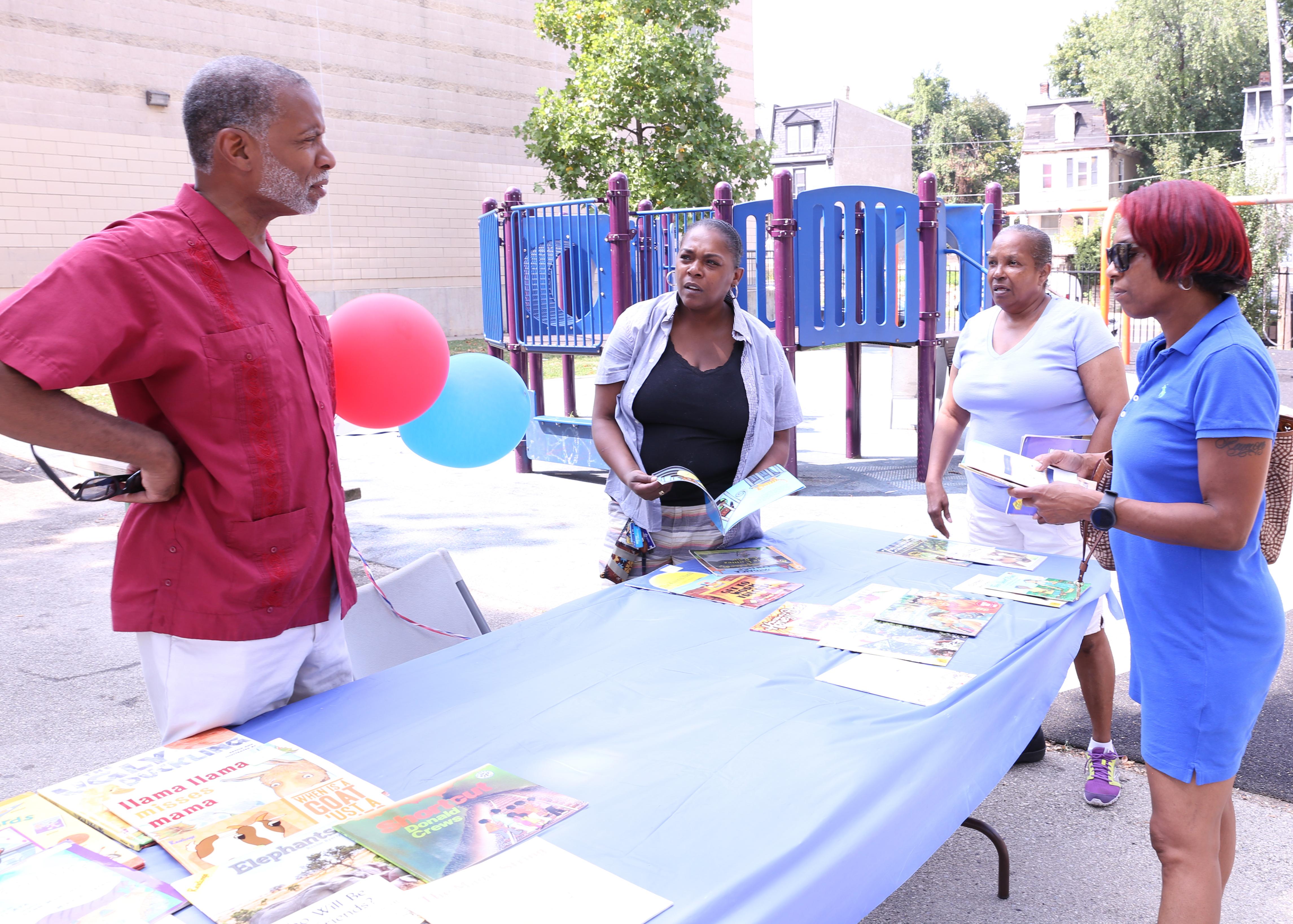 Back-to-School Celebration :: September 10, 2016