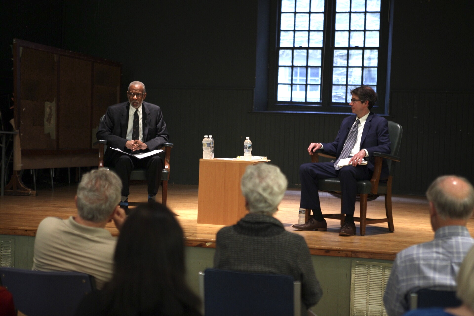 May 23, 2019: Senator Haywood hosts a Presidential Impeachment Town hall with Constitutional Lawyer John Bonifaz.