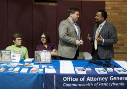 September 20, 2018: Senator Art Haywood Hosts an Open House on Addiction.