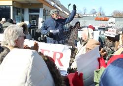 January 21, 2019 - Senator Haywood Hosts Raise the Wage Rally on MLK Day of Action