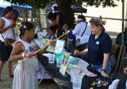 August 26, 2017: Senator Haywood Hosts Back to School Event