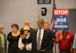 Senator Art Haywood Announces Plans to Introduce Single-Payer Healthcare Legislation in Pennsylvania State Senate