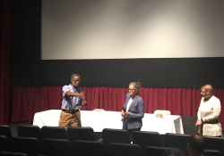 June 11, 2016: Senator Haywood hosts a screening of Making a Killing: Guns, Greed and the NRA with Rep. Madeleine Dean and Ceasefire PA