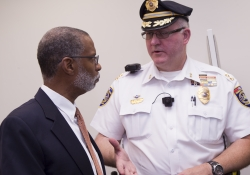 July 22, 2015: Philadelphia District Office Opening with Chief Nestel