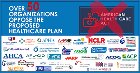 American Health care Opposition