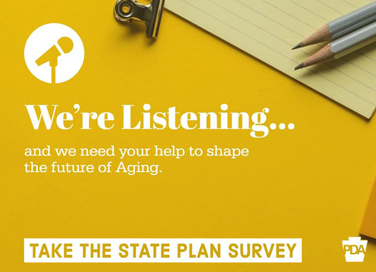 Department of Aging Survey