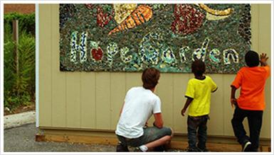 Hope Garden Mosaic