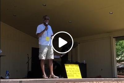 Black Lives Matter Rally Hummelstown, PA