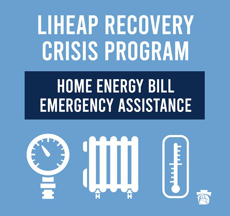 LIHEAP Recovery Crisis Program Open
