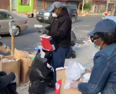Cleaning Up Our Community