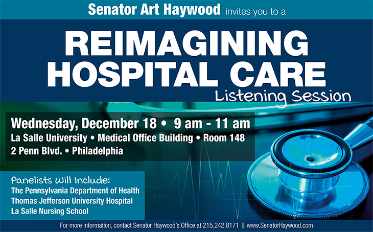 Reimagining Hospital Care Listening Session