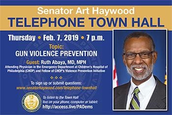 http://www.senatorhaywood.com/telephone-townhall