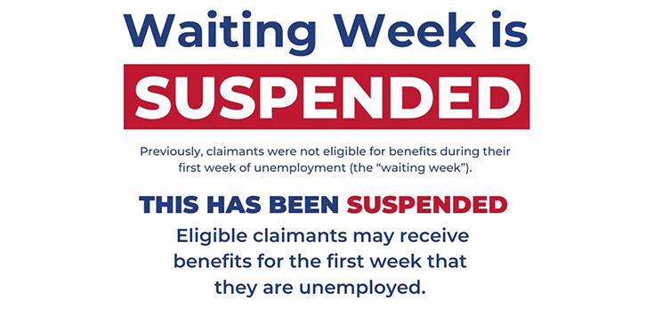 Wating Week is Suspended