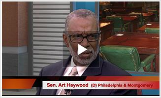 Senator Haywood