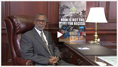Senator Haywood: Now is Not the Time for Recess