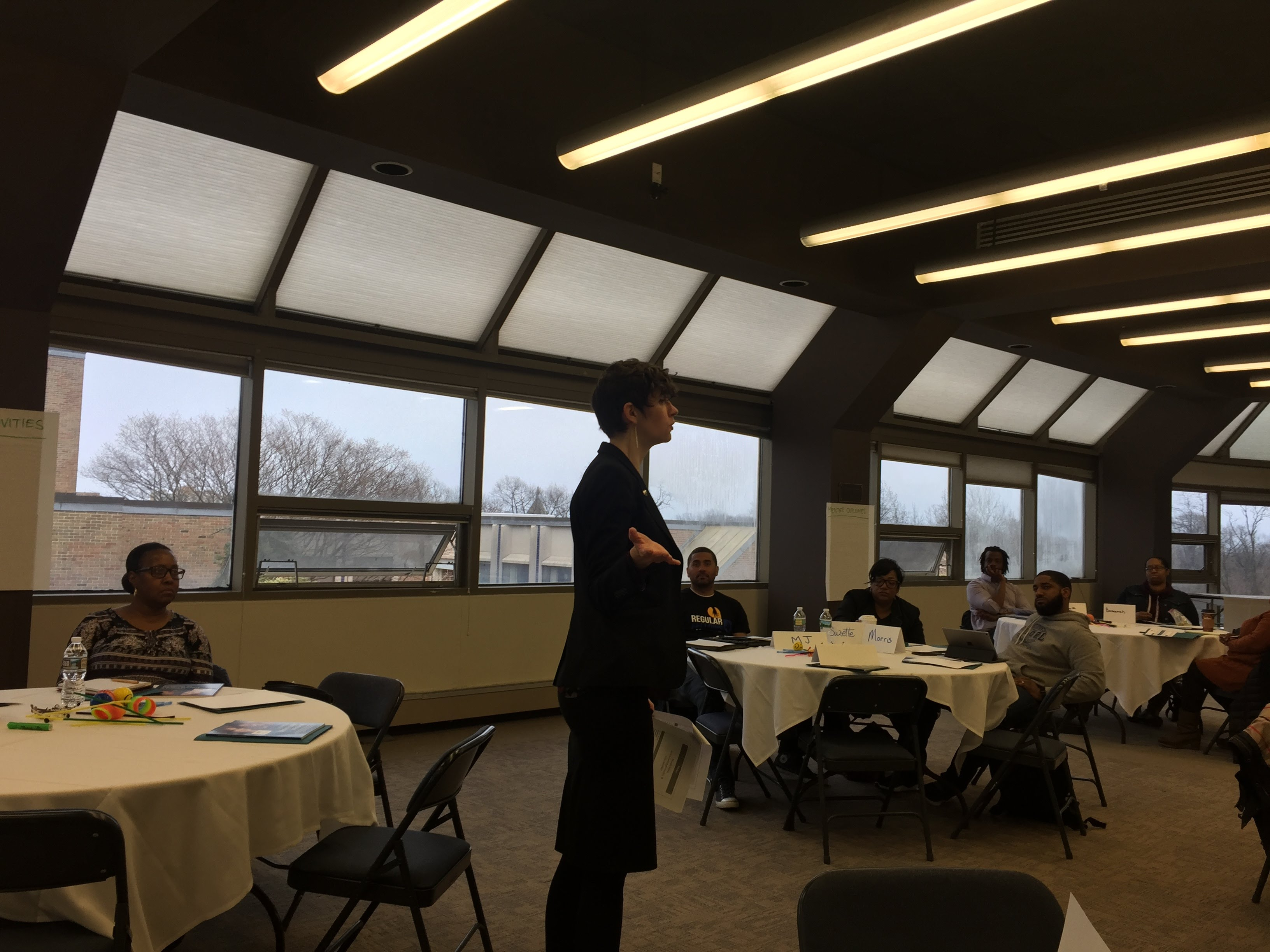 April 11, 2018: Mentor Independence Region hosts a Mentoring Training Session at LaSalle University