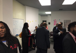 November 15, 2017: Peace in the Northwest  follow up to Youth Forum Meeting.
