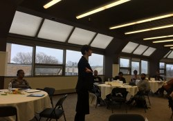 April 11, 2018: Mentor Independence Region hosts a Mentoring Training Session at LaSalle University