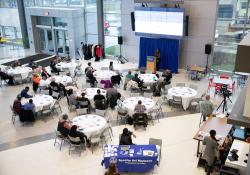 January 25, 2020:  Senator Art Haywood hosts annual Mentoring Conference..