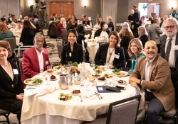 March 21, 2019: Senator Art Haywood participates in the 2019 PA Budget Summit.