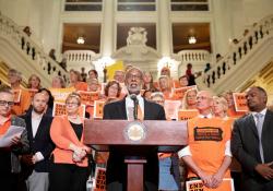 Gun Violence Awareness Day Rally