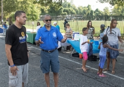 August 19, 2018: Senator Art Haywood hosted his annual Back to School Celebration.