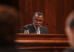 March 24, 2015: Attending a Pennsylvania Department of Aging Budget Hearing as Minority Chair of the Department of Aging and Youth.