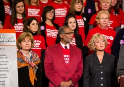 March 20, 2018: Crime Victims Rally