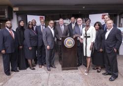 Vernon Road Revitalization Announcement :: November 3, 2016
