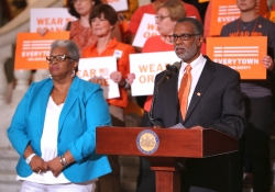 June 2, 2015: First Annual Gun Violence Awareness Day in the Capitol
