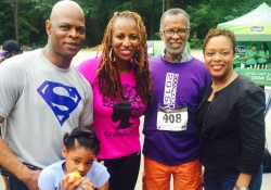 June 1, 2015: Participating in GrassRoots Foundation RootsRockRun 5k