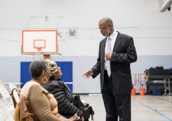 April 3, 2018:  Senator Art Haywood Hosts Financial Freedom for Working Families Tour stop in Abington.
