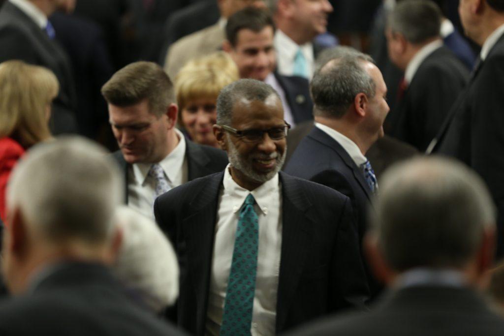 Senator Haywood Comments on Governor's Budget Address