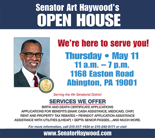 Montgomery county district office open house senator art for Craft shows in montgomery county pa