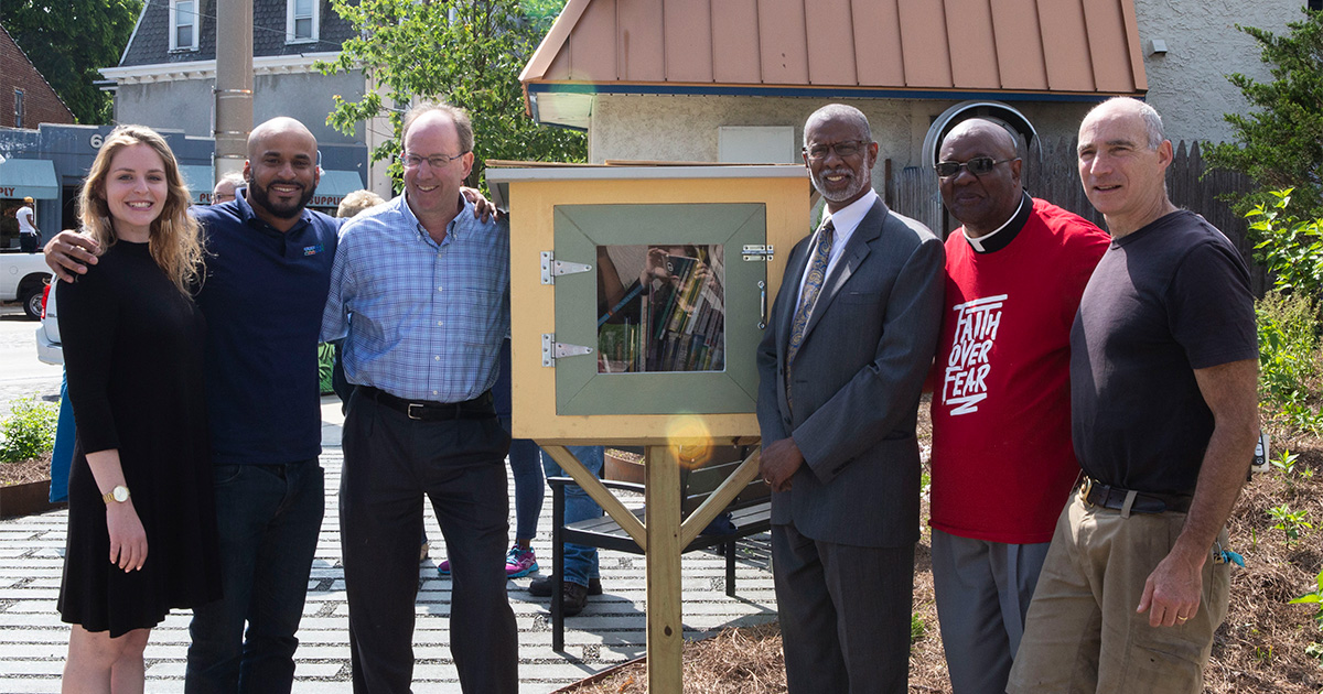 Senator Haywood and Community Organizers Highlight Literacy Initiatives