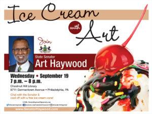 Ice Cream With Art