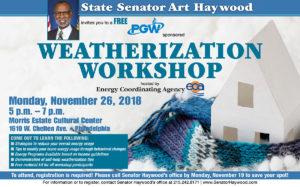 Weatherization Workshop