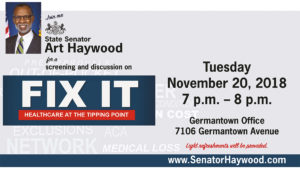 Screening & Discussion on Fix It: Healthcare at the Tipping Point