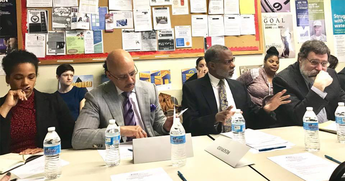 Senators Haywood and Hughes Host Fair Housing Community Roundtable to Commemorate the 50th Anniversary of the Fair Housing Act