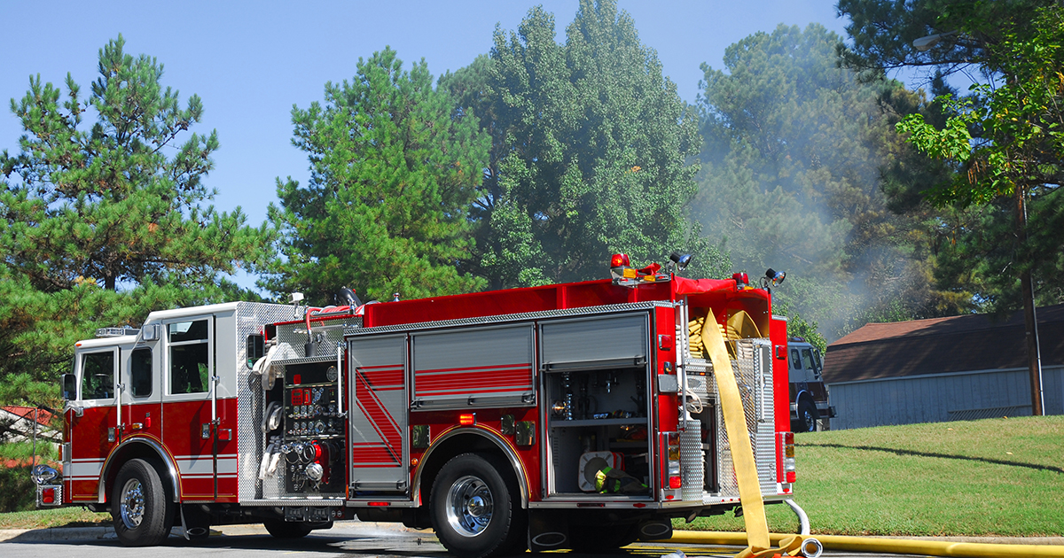 Haywood: Abington Fire Company Receives Grant for Equipment Upgrade