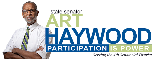 Senator Art Haywood