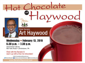 Hot Chocolate with Haywood