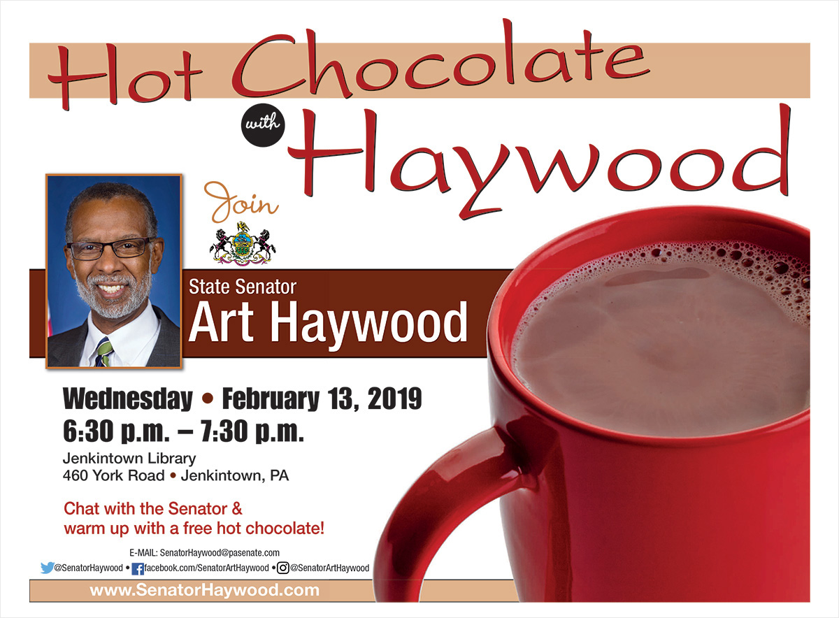 Hot Chocolate with Haywood