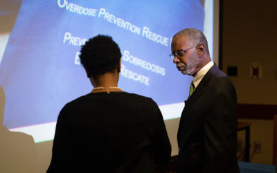 Sen. Haywood & Rep. Rabb Host Narcan Overdose Training Seminar