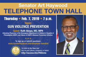 Telephone Town Hall on Gun Prevention