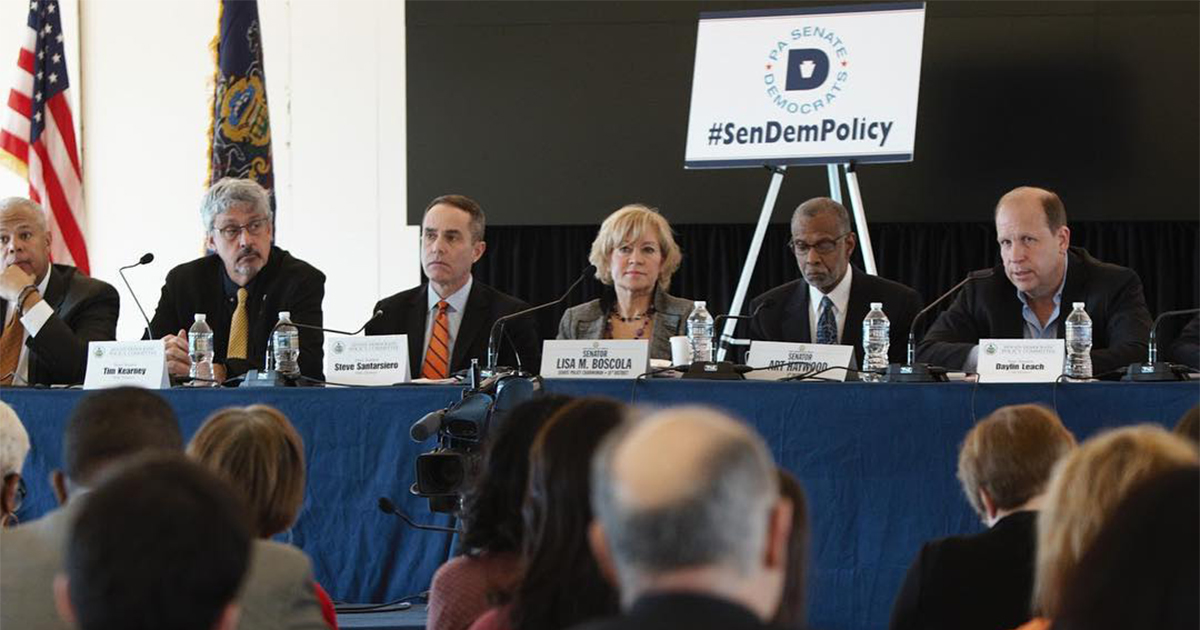 State Senate Hearing in Philly Focuses on Gun Violence