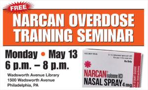 Narcan Overdose Seminar