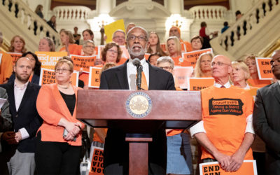 Members of Pa Senate Democratic Caucus Request Disaster Declaration on Gun Violence
